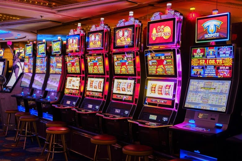 Automaten-Glücksspiel